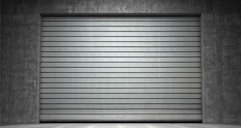 Metal Garage Door