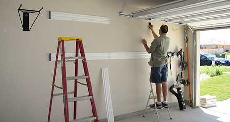 Garage Door Installation in Vancouver