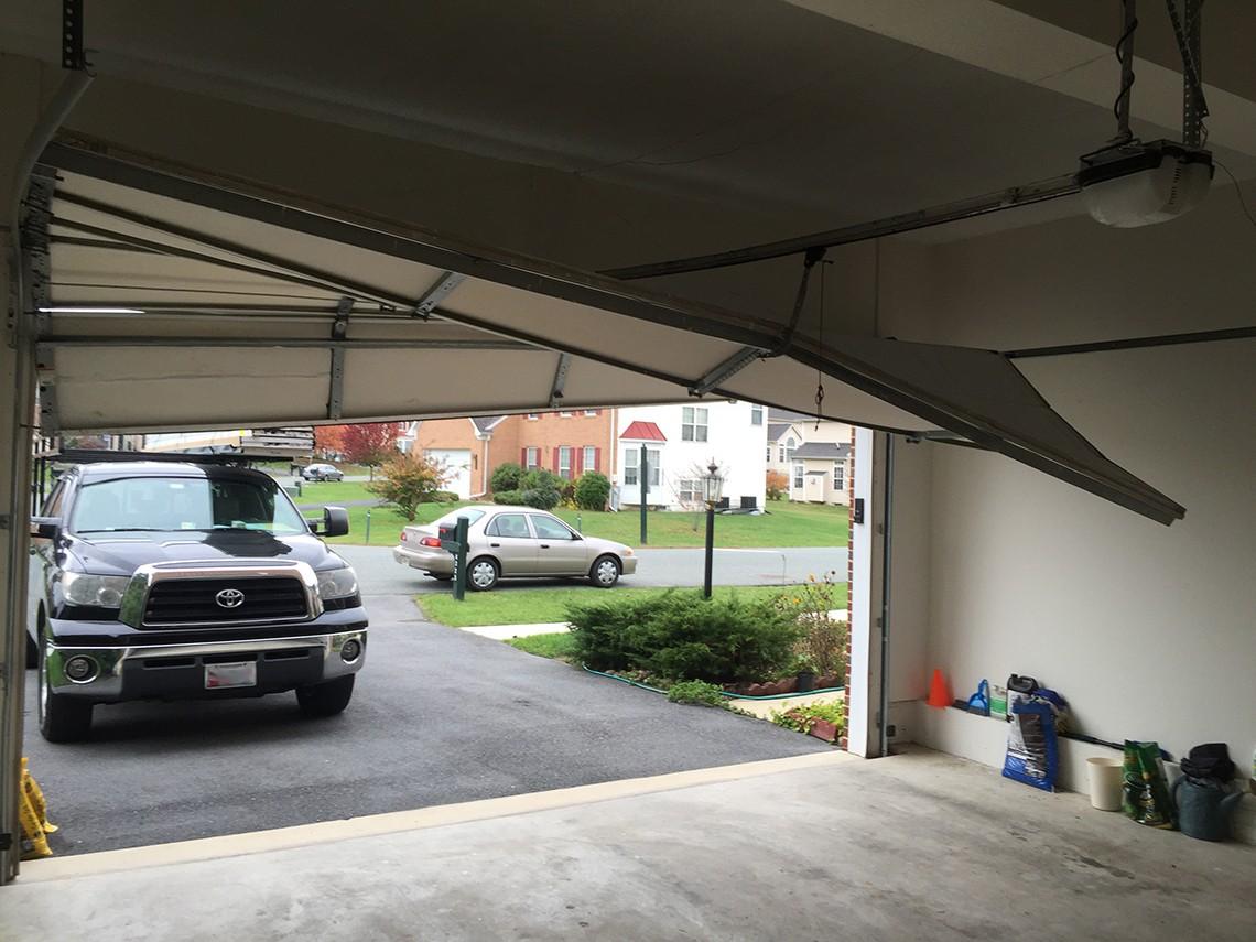 Garage Door Weight