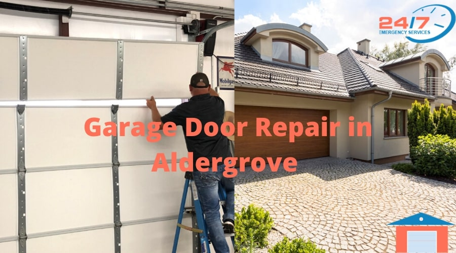 Garage Door Repair in Aldergrove