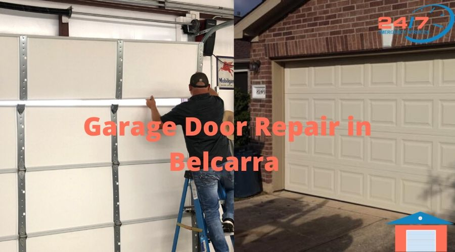 Garage Door Repair in Belcarra