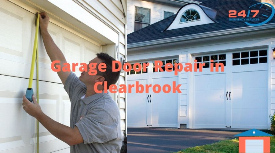 Garage Door Repair in Clearbrook