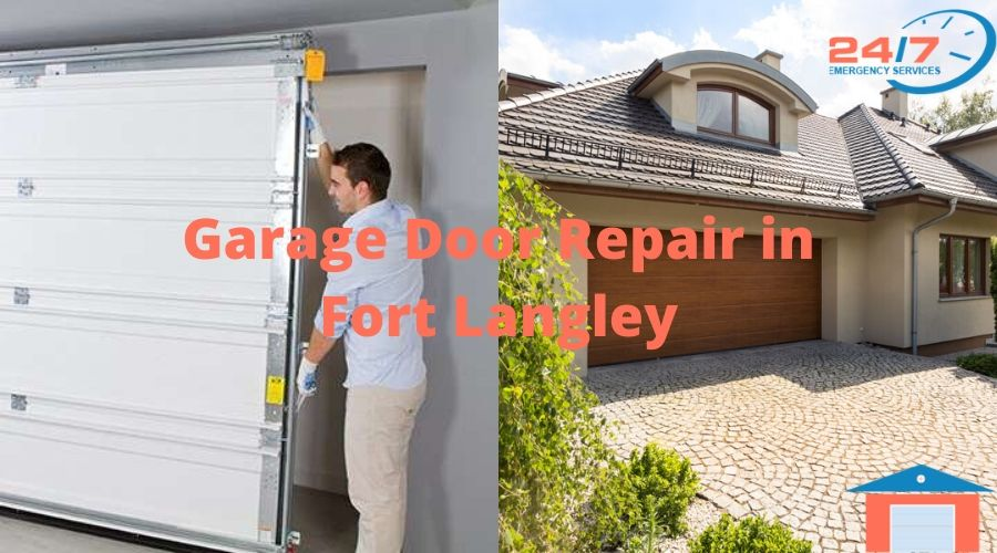 Garage Door Repair in Fort Langley