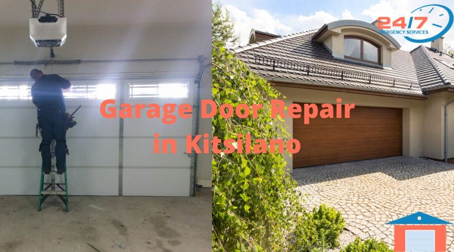 Garage Door Repair in Kitsilano