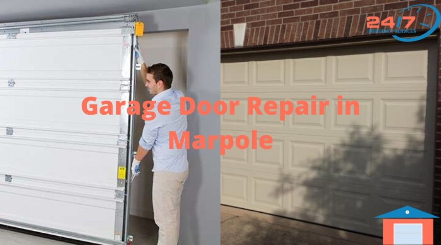 Garage Door Repair in Marpole