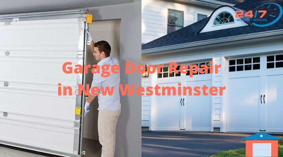 Garage Door Repair in New Westminster