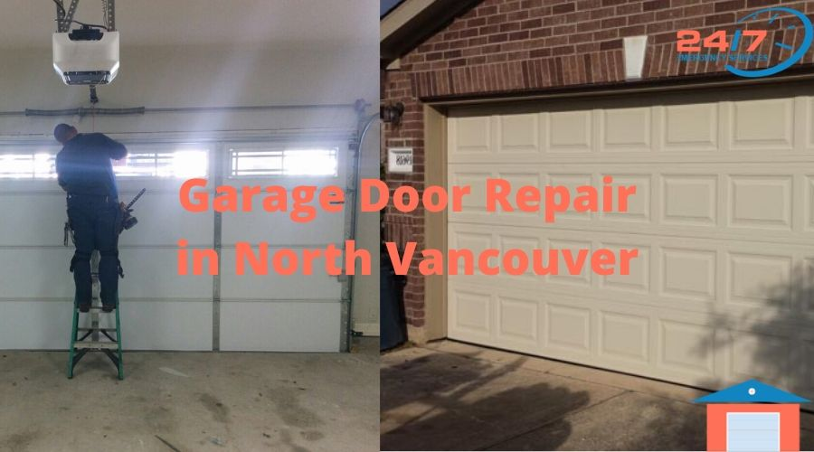 Garage Door Repair in North Vancouver