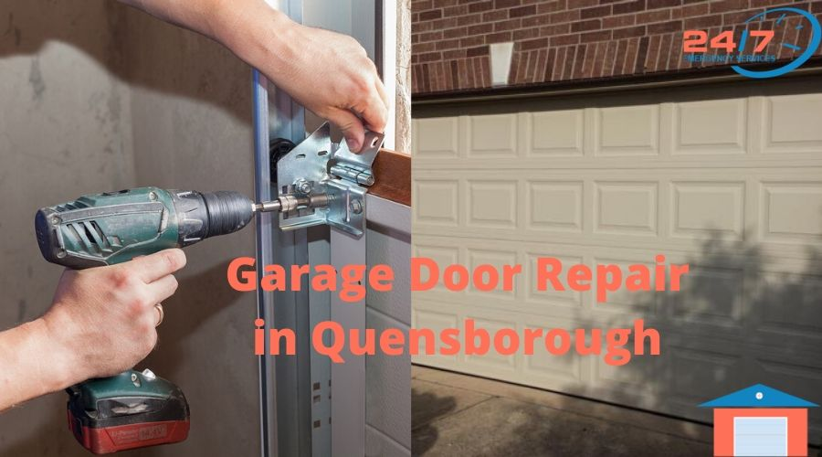 Garage Door Repair in Queensborough