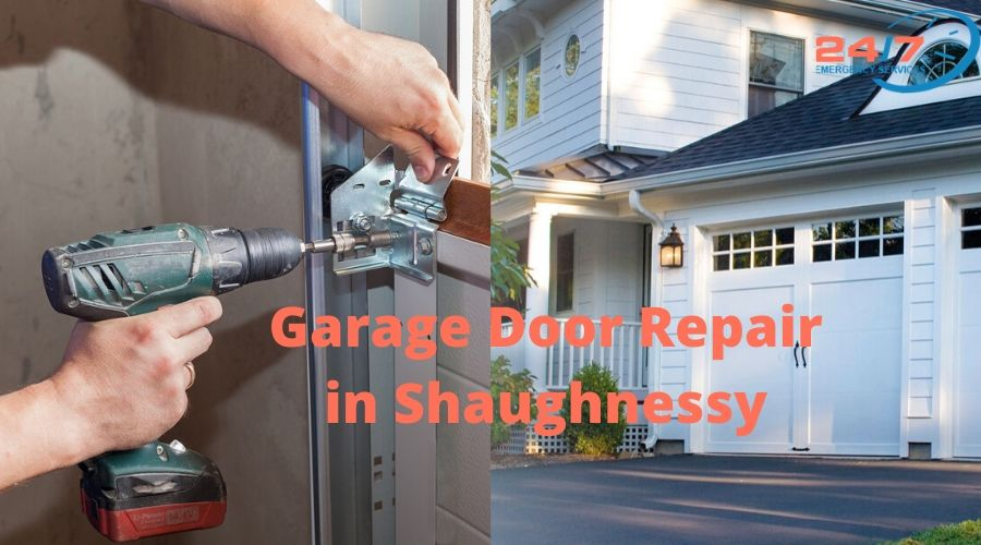 Garage Door Repair in Shaughnessy