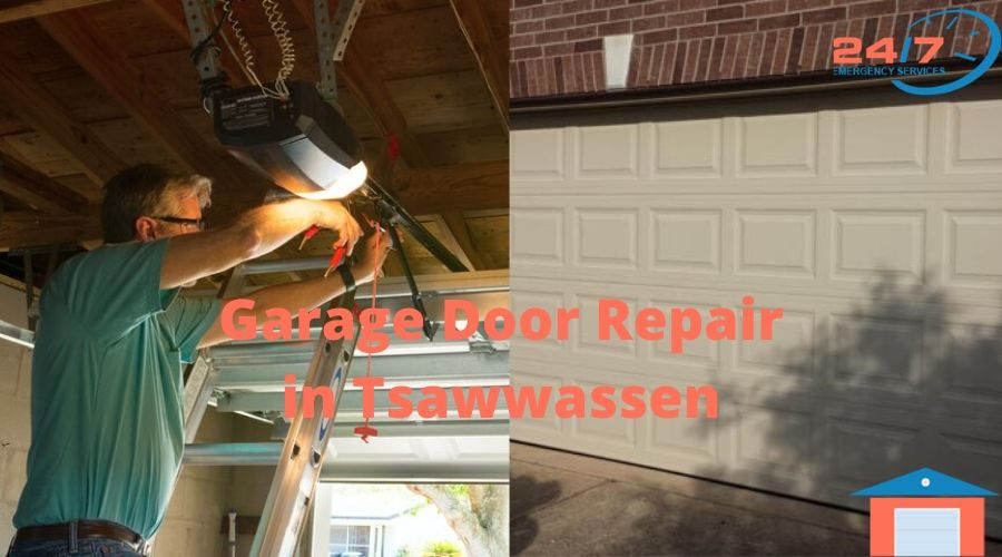 Garage Door Repair in Tsawwassen