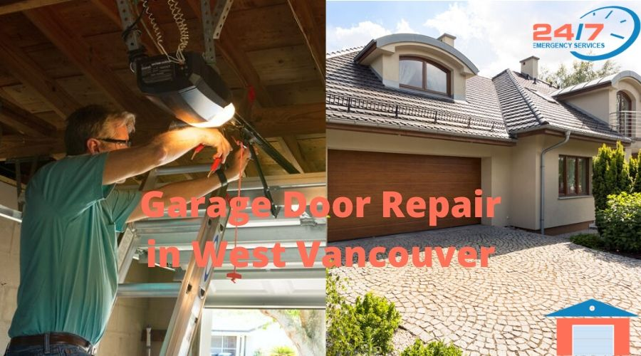 Garage Door Repair in West Vancouver