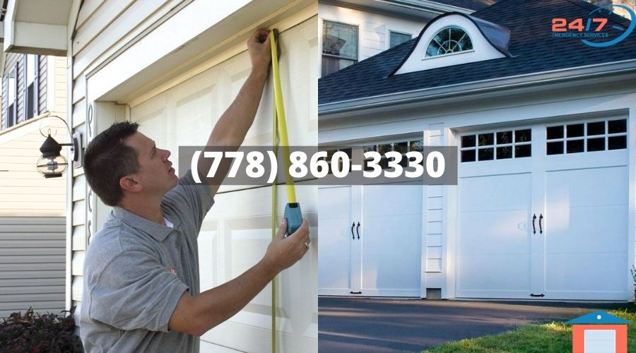 garage door repair in Anmore