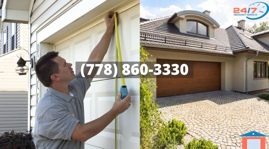 garage door repair in Chilliwack